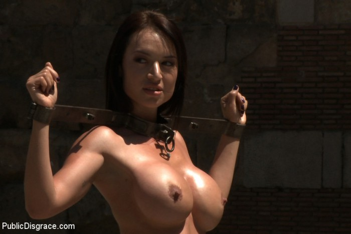 Franceska Jaimes Shackled